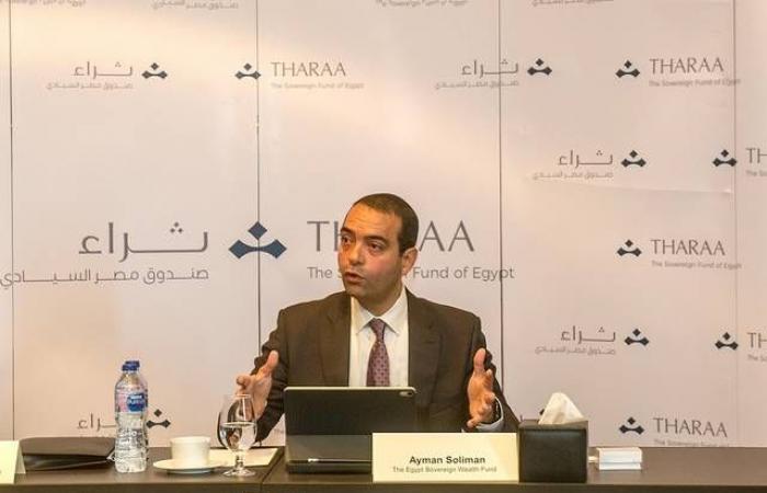 مدير صندوق مصر السيادي:توقيع اتفاق مع صناديق سيادية عربية قريباً