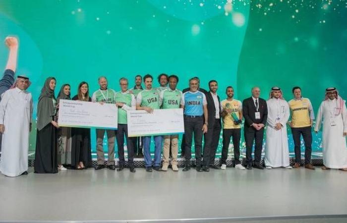 السعودية تمنح 100رخصة استثمار مجانية لمتأهلي كأس العالم لريادة الأعمال