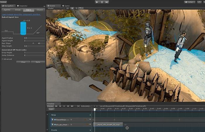صفقة اليوم.. احترف تطوير الألعاب باستخدام منصة Unity مع خصم 96%