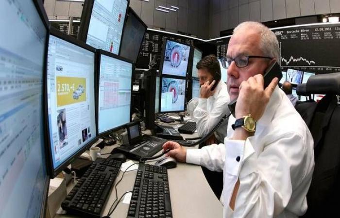 محدث.. الأسهم الأوروبية تتراجع بالختام مع العزوف عن المخاطرة
