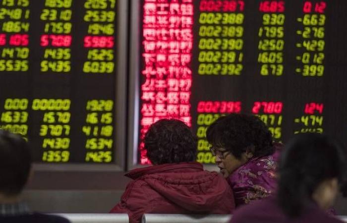 الأسهم الصينية تواصل الهبوط لتغلق عند أدنى مستوى بـ3 أشهر