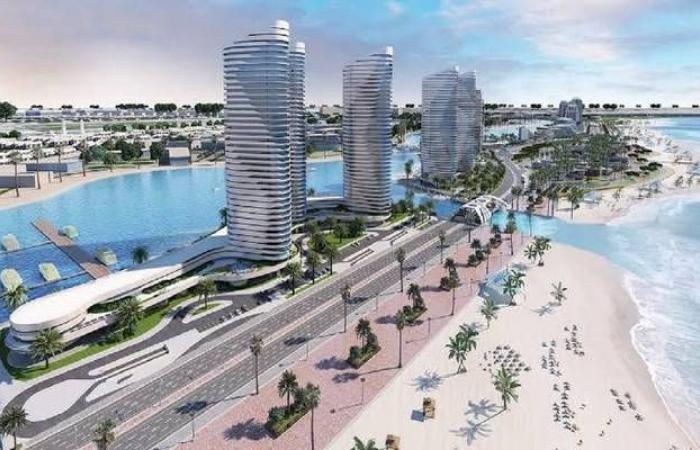 مستثمر سعودي يعتزم استثمار 15 مليار جنيه بمدينة العلمين الجديدة