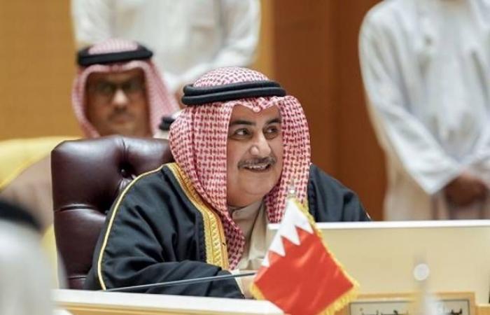 وزير الخارجية البحريني يشارك في اجتماع مجلس التعاون الخليجي