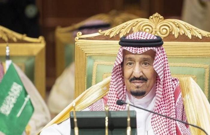 الملك سلمان: على دول الخليج تأمين نفسها ضد الهجمات الصاروخية