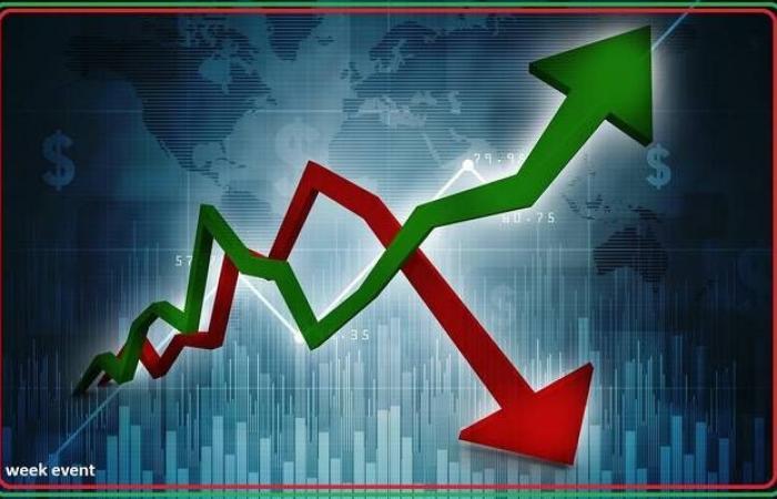 حدث الأسبوع..فائزون وضحايا في الأسواق العالمية مع تطورات الاقتصاد والسياسة