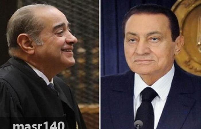 تفاصيل العملية الجراحية التي قام بإجرائها الرئيس المصري السابق حسني مبارك