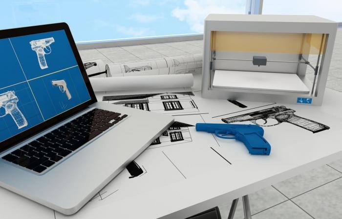 الأسلحة القابلة للطباعة ثلاثية الأبعاد تطفو من جديد