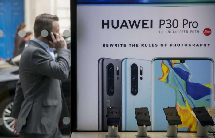 هواوي تنتزع حصة سوقية أكبر من آبل في الصين