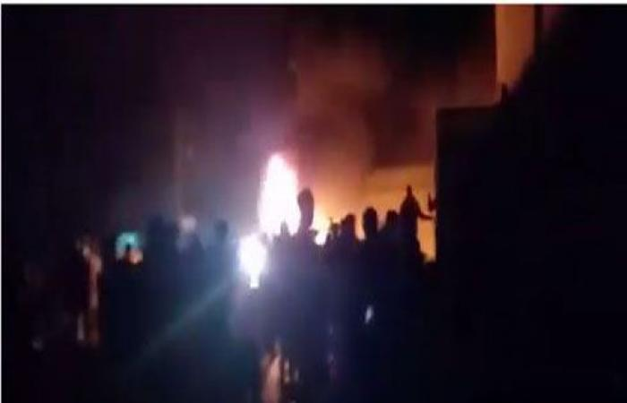 بالفيديو : 5 قتلى في انفجار سيارة مفخخة في مدينة تل أبيض السورية