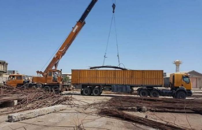 السعودية..أسعار الحديد ترتفع خلال يناير بأعلى مستوى في 4 أشهر
