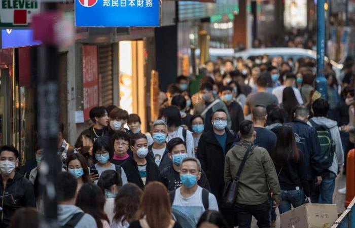 أداة لتحديد من لا يرتدي قناع الوجه في الصين وتطبيق للانتخابات والمزيد