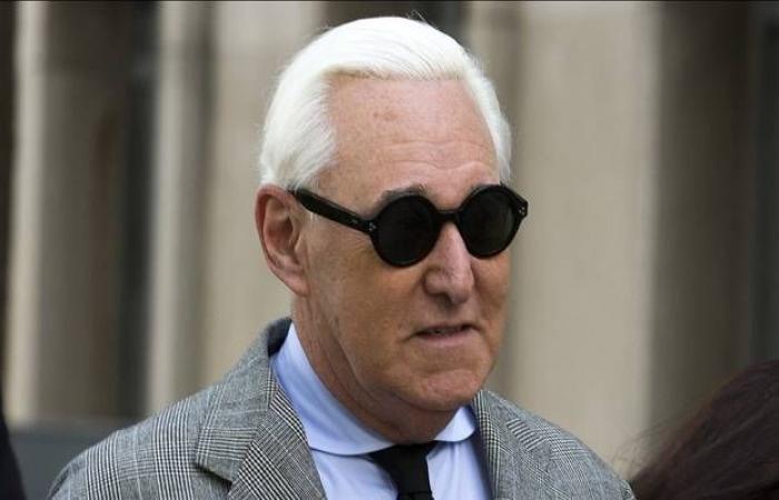 """الحكم على مساعد ترامب """"روجر ستون"""" بالسجن 40 شهراً"""