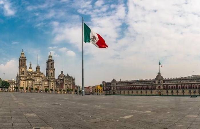 انكماش اقتصاد المكسيك خلال الربع الرابع
