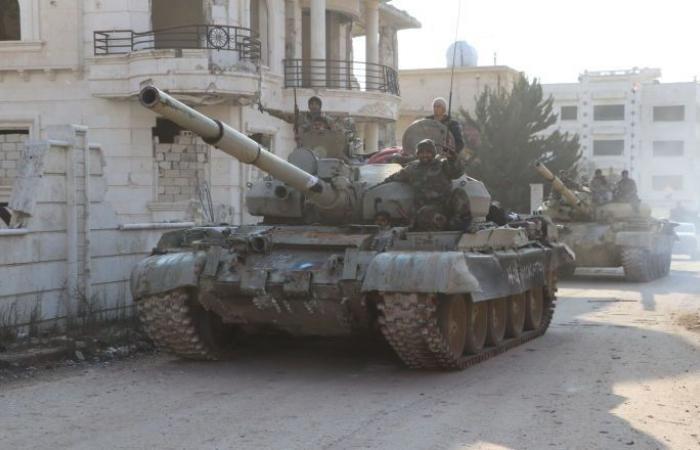 """الجيش السوري يطهر بلدات جديدة من """"جبهة التحرير"""" ويطرق أبواب """"الإمارة الصينية"""""""