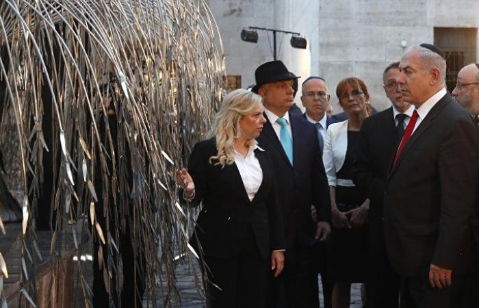 برفقة زوجها… هل تدخل الموساد في زيارة سارة نتنياهو لسلطنة عمان؟