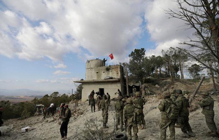 ارتفاع عدد الجنود الأتراك الذين قتلوا في إدلب إلى 33 عسكريا