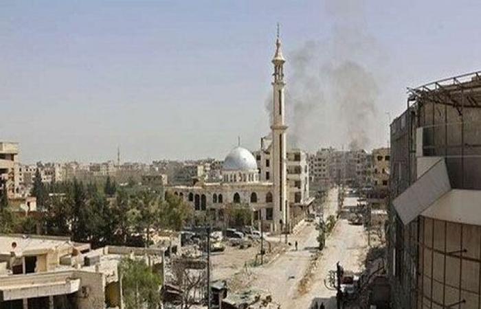 """انفجار عبوة ناسفة قرب مبنى لـ """"حزب البعث"""" جنوب غرب دمشق"""
