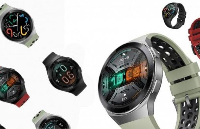 هواوي تعلن رسميًا عن ساعتها الرياضية Huawei Watch GT2e