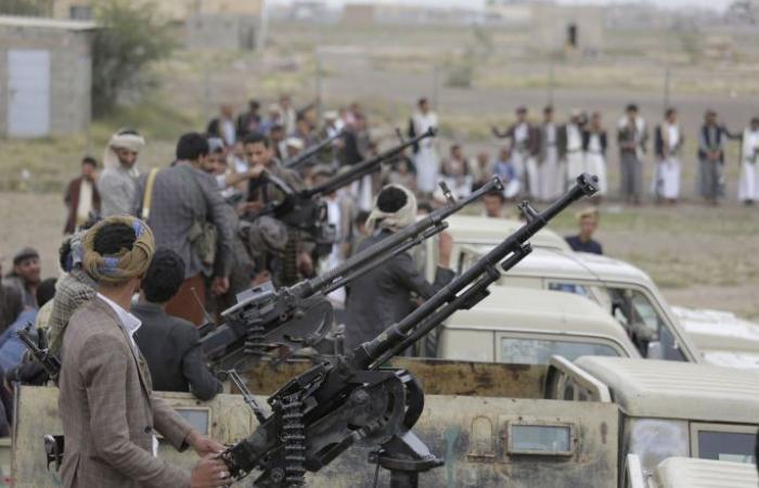 """""""أنصار الله"""": التحالف نفذ 9 غارات على 3 محافظات"""