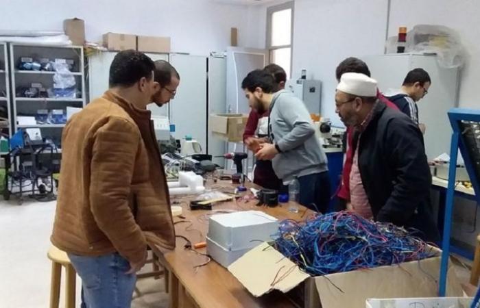 من وحي كورونا... طلبة تونسيون يبتكرون معدات لمجابهة الوباء.. صور