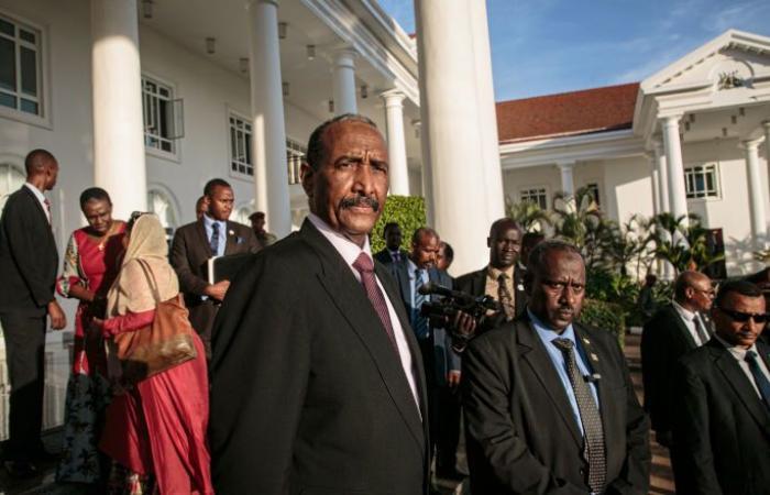 البرهان: لن نسمح بالتعدي على الأراضي السودانية