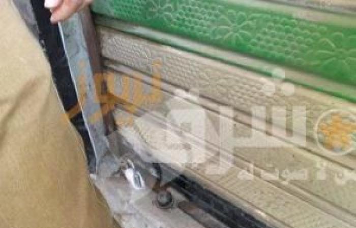 حملة موسعة لتطبيق قرار إغلاق المحلات بكفر الشيخ