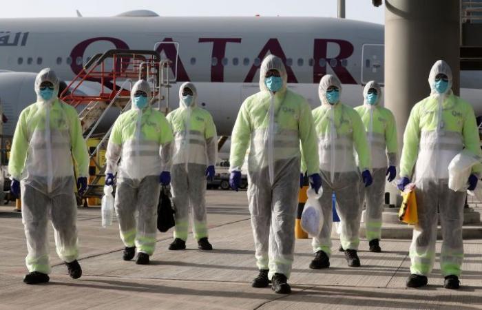 قطر ترسل مستشفيين ميدانيين بسعة 1000 سرير إلى إيطاليا