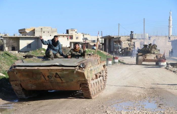 """الجيش السوري يشتبك مع متسللين من """"داعش"""" ويقتل عددا منهم"""