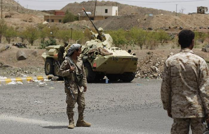اليمن… الجيش يتهم الحوثيين بانتهاك وقف إطلاق النار المعلن من التحالف