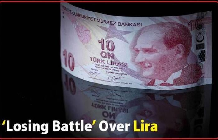 بعد خفض الفائدة.. هل تخسر تركيا المعركة بشأن الليرة؟