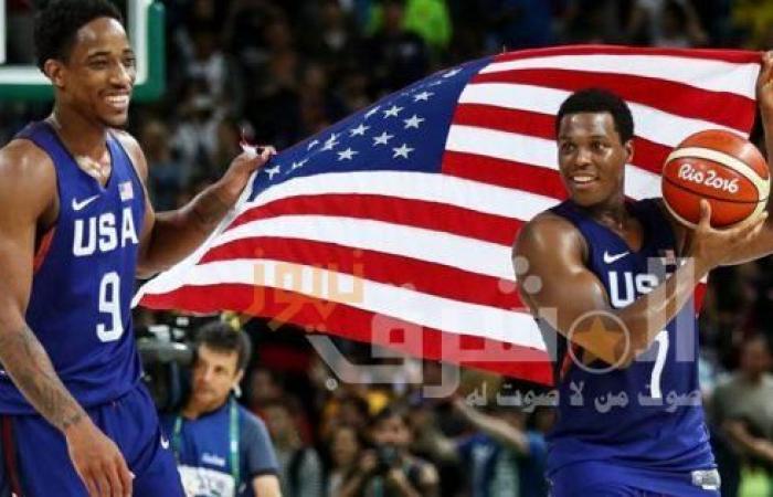 كرة السلة الأمريكية تستعد لاستئناف التدريبات