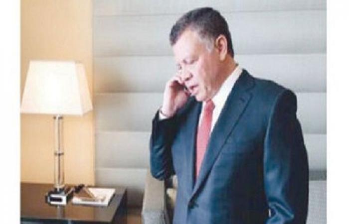 الأردن : الملك يؤكد للرئيس الأميركي أهمية التضامن في مواجهة كورونا وتبعاتها