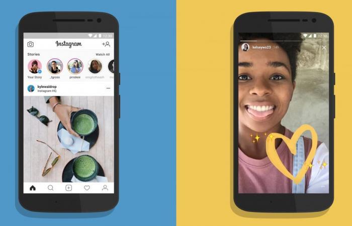 إنستاجرام تغلق تطبيق Instagram Lite
