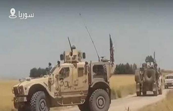 الجيش السوري يعترض رتلا للقوات الأمريكية في الحسكة .. بالفيديو