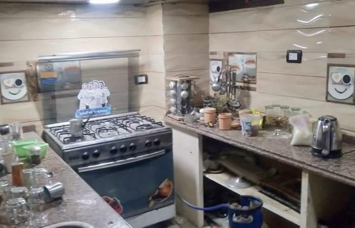 ضبط بدروم يستغل كمقهى في بني سويف