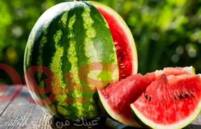 البطيخ له فوائد عديدة..تعرف عليها