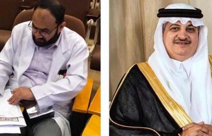 سفير السعودية في باكستان يعزي أسرة الجرَّاح الذي وافته المنية بسبب كورونا بمكة المكرمة