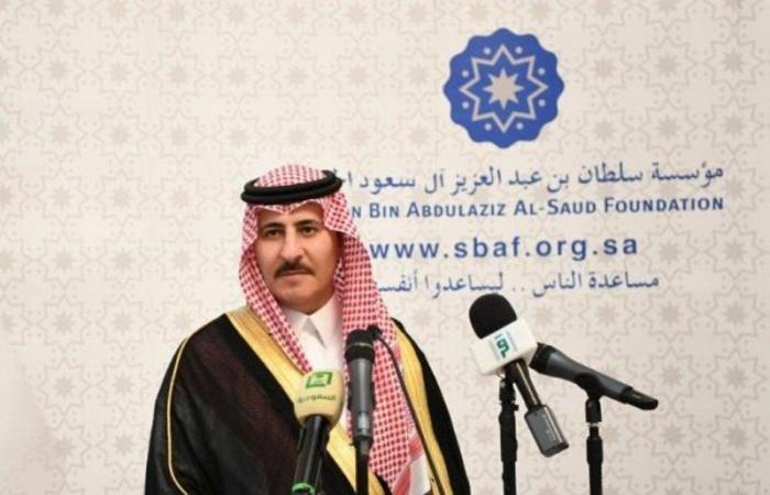 """""""الزيلعي"""" يبدأ رحلة العلاج بمدينة سلطان للخدمات الإنسانية"""