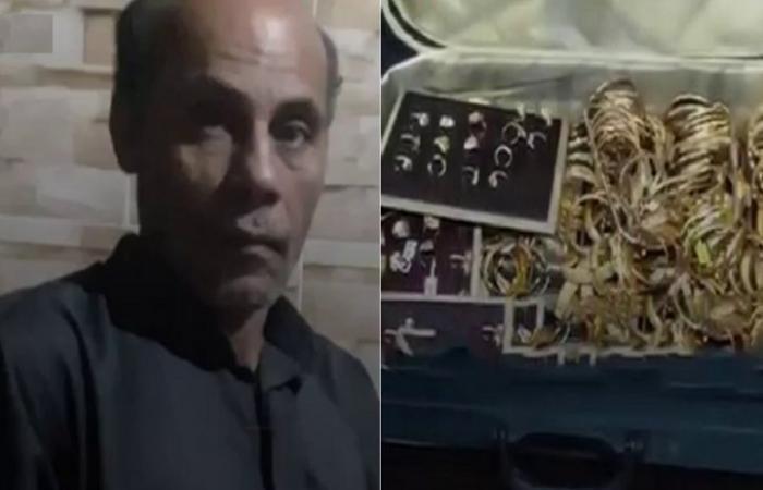 مصر.. سائق يعيد ذهبًا بـ180 ألف جنيه لصاحبه