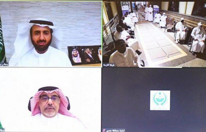 الأمير تركي بن طلال يطلق المشروع العاشر لنشامى عسير لرفع التوعية حول كورونا
