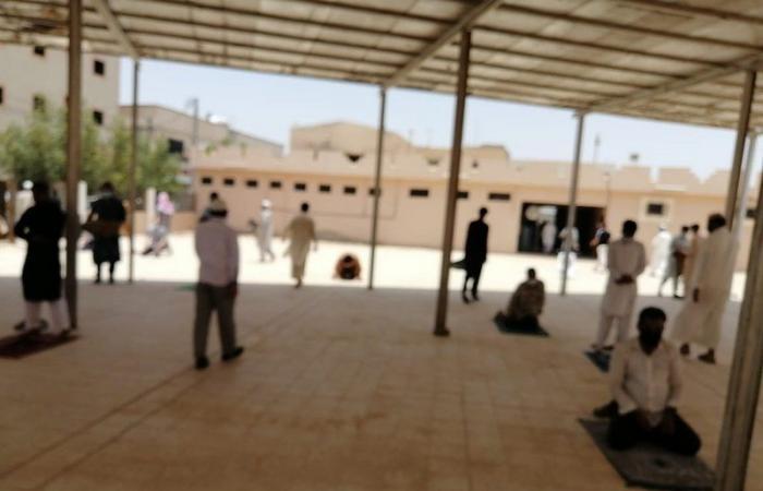 """""""مكتب مساجد الرويضة"""": الجوامع تستوعب المصلين وتم تطهيرها وفق التوجيهات"""
