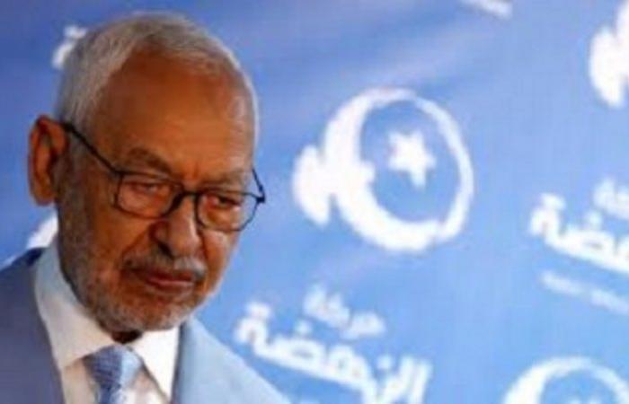 """أزمة وشيكة لحركة النهضة .. 5 أحزاب تونسية تبدأ سحب الثقة من """"الغنوشي"""""""