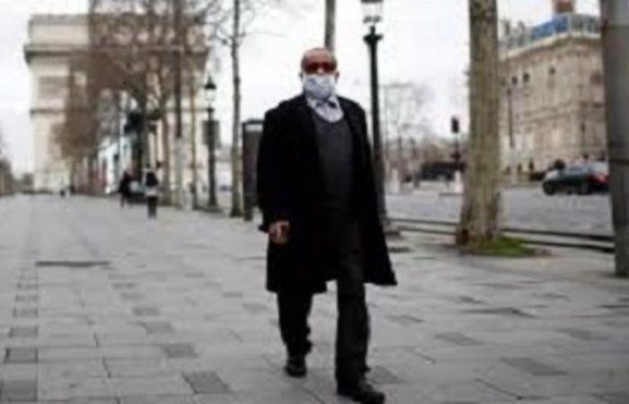 فرنسا تفرض استخدام الكمامة في الأماكن العامة والمغلقة
