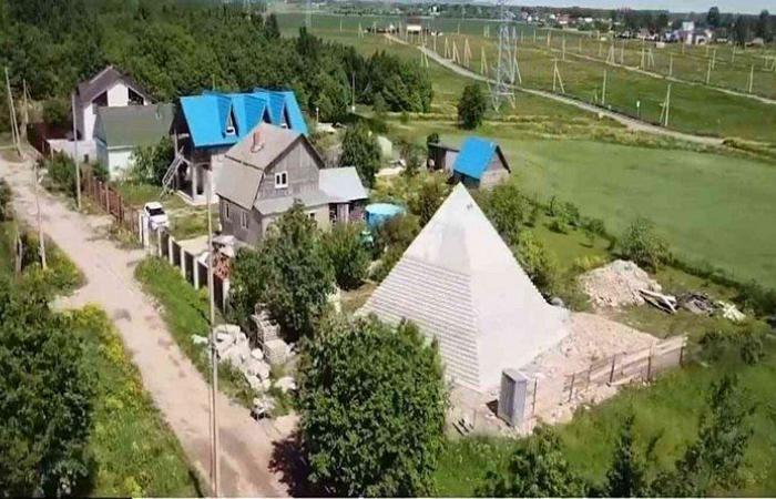 بالفيديو.. ظهور أهرامات فرعونية وسط روسيا.. هنا التفاصيل