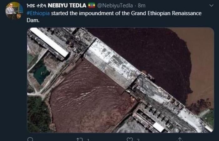 في 4 ساعات.. كيف تضاربت تصريحات إثيوبيا حول بدء ملء خزان سد النهضة؟