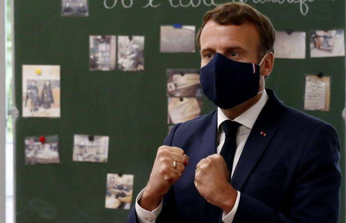 ابتداءً من الأسبوع المقبل.. فرنسا تفرض استخدام الكمامة في كل الأماكن المغلقة
