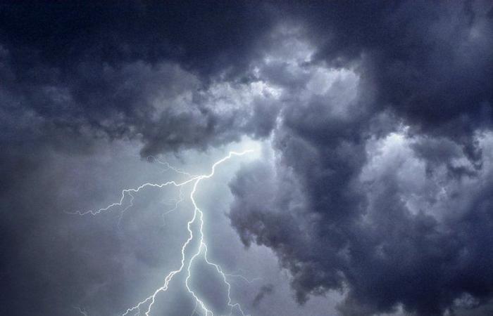 """تنبيه """"الأرصاد"""": أمطار رعدية على عدد من محافظات منطقة مكة المكرمة"""