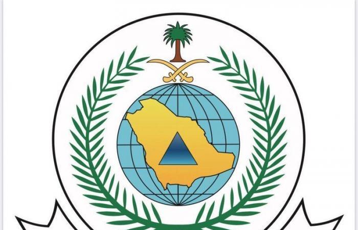 """""""مدني مكة"""": أمطار مصحوبة بنشاط في الرياح تضرب 5 محافظات"""