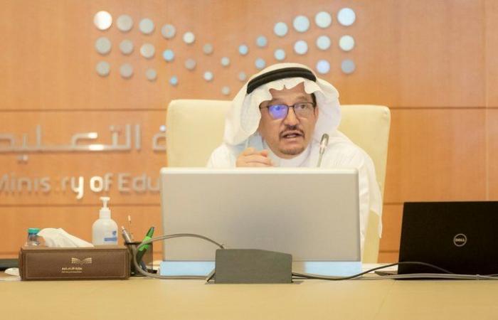 """""""آل الشيخ"""" يؤكد جاهزية إدارات التعليم لاستقبال العام الدراسي الجديد"""