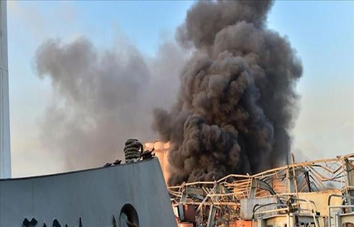 الفوضى تسيطر على مستشفيات بيروت بعد الانفجار الغامض .. بالفيديو
